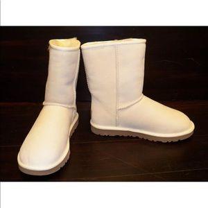 NEW Womens UGG Australia Classic Short Sugar Boots